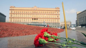 Erschütterung im russischen Volk