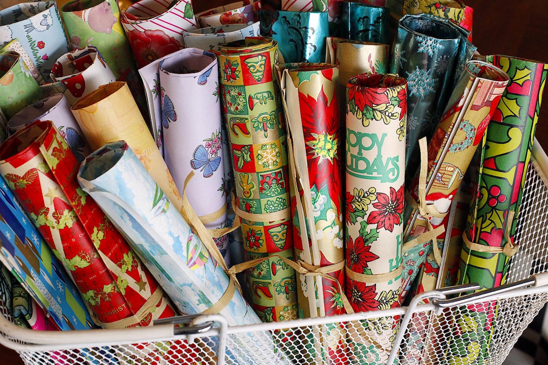 Kindern Erklärt Weihnachtsgeschenke Umweltfreundlich Verpacken