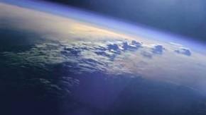 Nasa - Wolken über Indischem Ozean