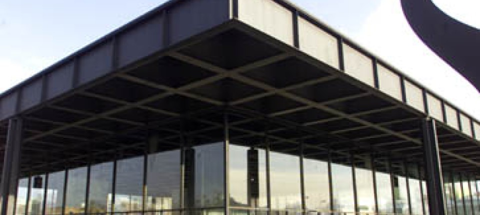 Architektur Berlin Verlockungen Für Anhänger Des Bau Visionärs