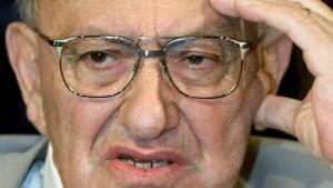 Reich-Ranicki: Suhrkamp soll Walser-Roman nicht veröffentlichen