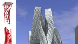 Architektenträume: Ideen für Ground Zero