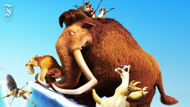 Ice Age Mammut