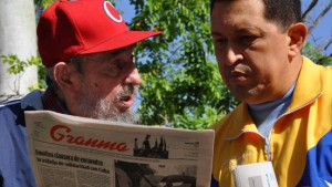 Neue Medienmode lateinamerikanischer Potentaten