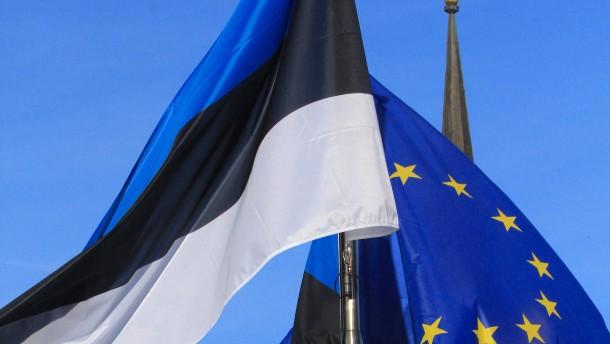 Riskante Politik in Estland