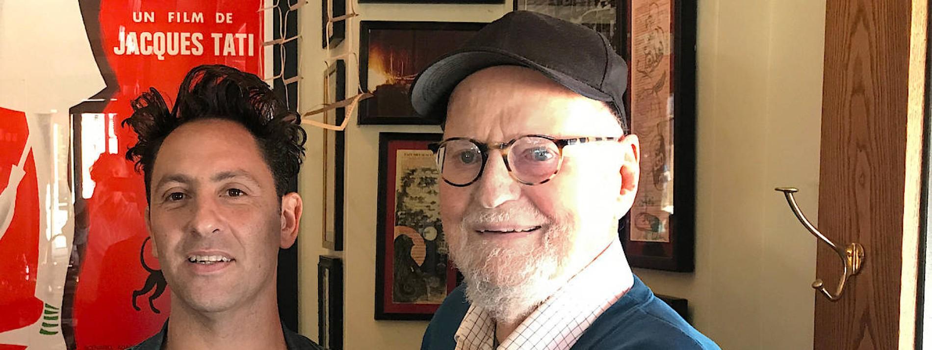 Lawrence Ferlinghetti im Alter von 101 Jahren gestorben