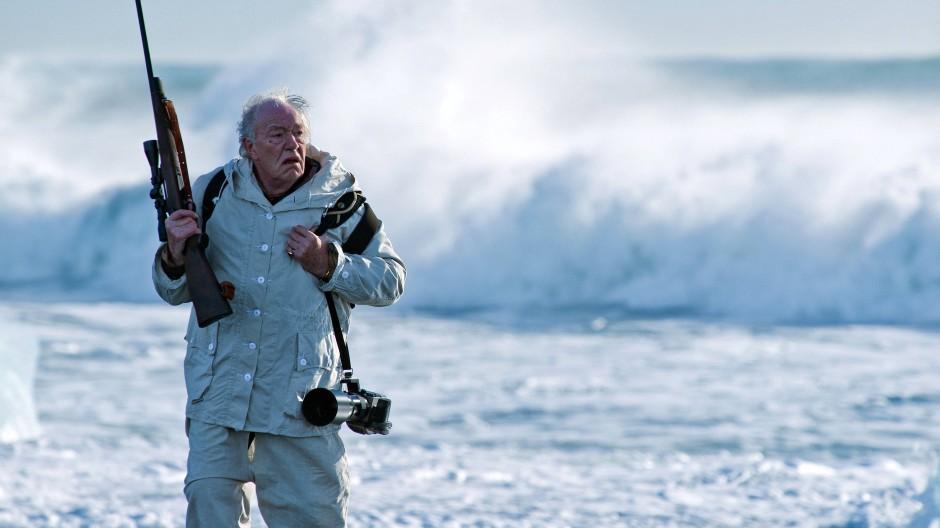 Umgeben von Eis und Schnee: Michael Gambon als Henry Tyson in Fortitude