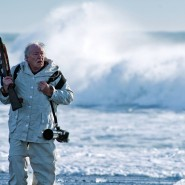 """Umgeben von Eis und Schnee: Michael Gambon als Henry Tyson in """"Fortitude"""""""