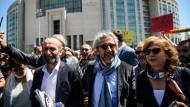 Ein erstes Urteil gegen den Cumhuriyet-Chefredakteur Can Dündar
