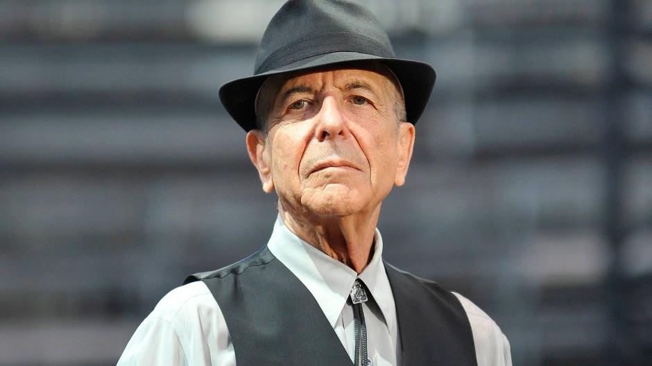 Er bittet noch einmal zum Walzer: Leonard Cohen (1934 bis 2016)