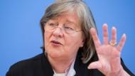 Die Bilanz ihres ersten Amtsjahres ist desaströs: Bundesdatenschutzbeauftragte Andrea Voßhoff