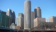 Endlich wieder eine Stadt am Meer - Boston hat sich von Schandflecken und Highways befreit und zum Wasser hin schick gemacht.