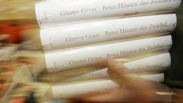 Grass-Memoiren: Erstauflage fast vergriffen