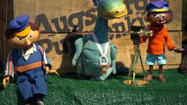 Der Raub der Augsburger Puppenkiste