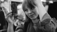 Brigitte Schwaiger im Oktober 1978