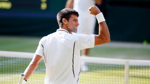 Murray und Djokovic bestreiten Herren-Finale