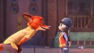 Füchse gelten als gemeingefährlich und Hasen als klein und niedlich?! Nick und Judy zeigen, dass es in in ihrer Stadt keinen Platz für solche Vorurteile gibt.