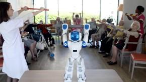 Roboter für Senioren: Der schöne neue Wohlfahrtsstaat