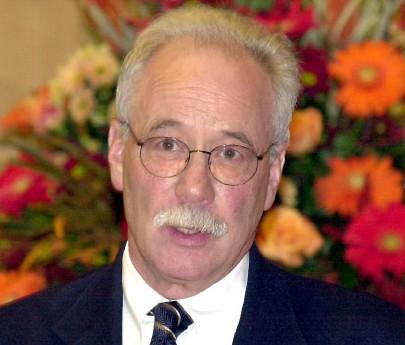 Der Schriftsteller und Germanist W.G. Sebald (1944 bis 2001)