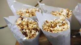 Wie Popcorn entsteht
