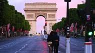 Alle Wege führen durch Paris