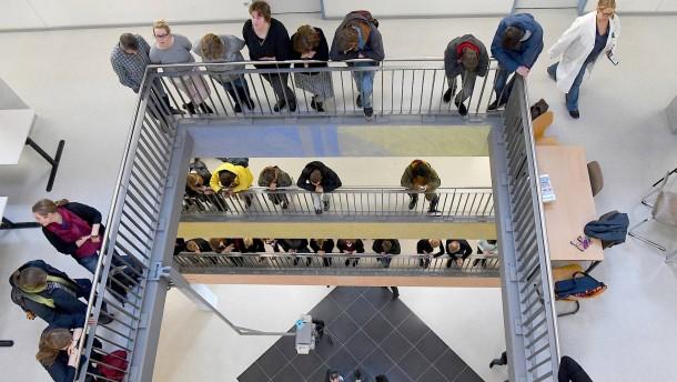 Fünf Universitäten sind besonders effizient
