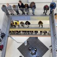 Lobby der Universität Flensburg