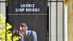 Loup Bureau aus türkischer Haft entlassen