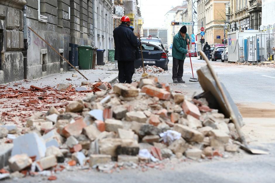 Erdbeben Frankfurt Heute