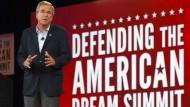 Netzkonzerne sollen mit der Regierung kooperieren, um Bösewichte zu erwischen: Präsidentschaftskandidat Jeb Bush.