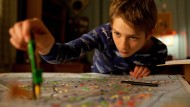 """Oskar und wie er Manhattan sieht: Thomas Horn in """"Extremely Loud and Incredibly Close"""""""