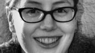 Árný Stella Gunnarsdóttir, geboren 1991, studiert im 2. Jahr Germanistik an der Universität Island in Reykjavík.