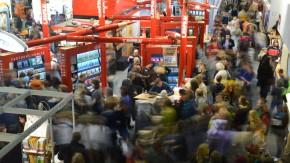 Das vielseitige Bücherfest: Buchmesse-Bilder des Tages