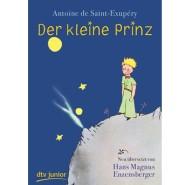 Bringt den kleinen Prinzen auch ohne Lesung zurück in die Kinderregale: Die Übersetzung von Hans Magnus Enzensberger.