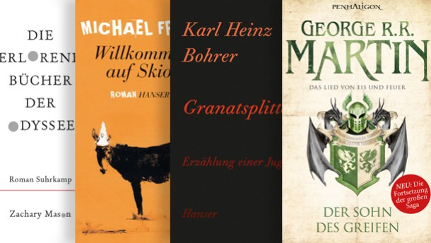 Combo / Romane der Woche 27.7.