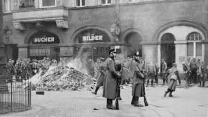 In Dresden wurde der Anfang gemacht