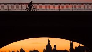 Dresden, Dresden, sei's gewesen