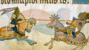 Im Heiligen Krieg winkte beiden Seiten himmlischer Lohn