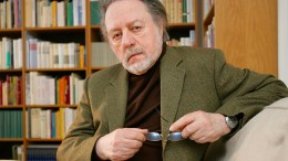 Schriftsteller Ror Wolf gestorben