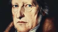 Porträt eines Philosophen: Georg Wilhelm Friedrich Hegel