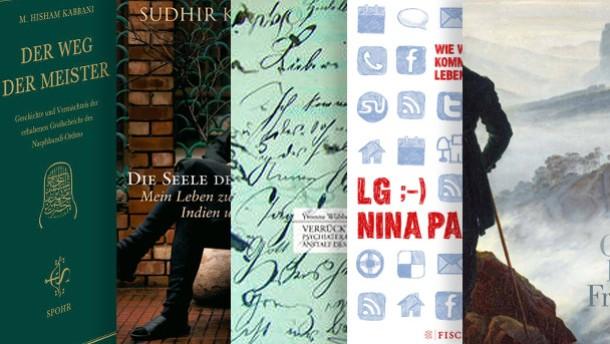 Combo / Sachbücher der Woche / 2012 11 02