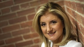 An den Haaren herbeigezogen: Arianna Huffingtons Buch über den Erfolg