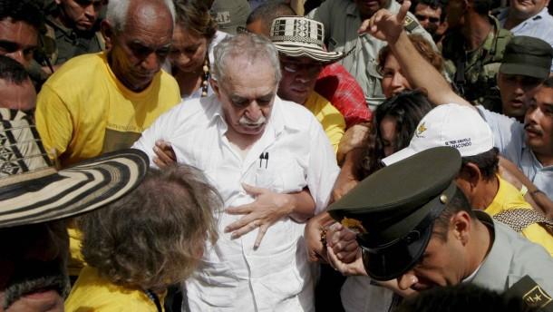 Der größte Kolumbianer, ein Weltliterat