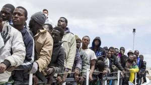 Ansichten aus dem Inneren unseres Asylsystems