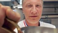 """Einer der größten Köche Frankreichs: Eric Frechon kocht im """"Bristol"""" und betreibt die Brasserie """"Lazare"""""""