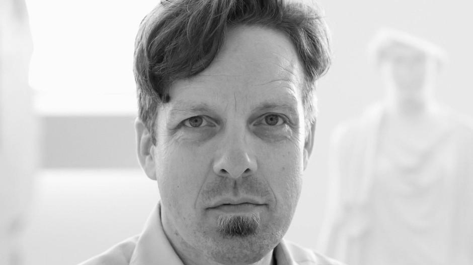"""Thomas Huber liest """"das neue gedicht"""" von Arne Rautenberg"""
