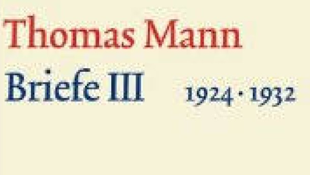 Mann Briefe III