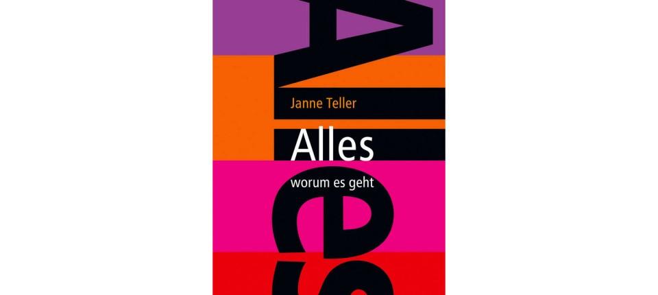 """Rezension: Janne Tellers Erzählungsband """"Alles"""""""