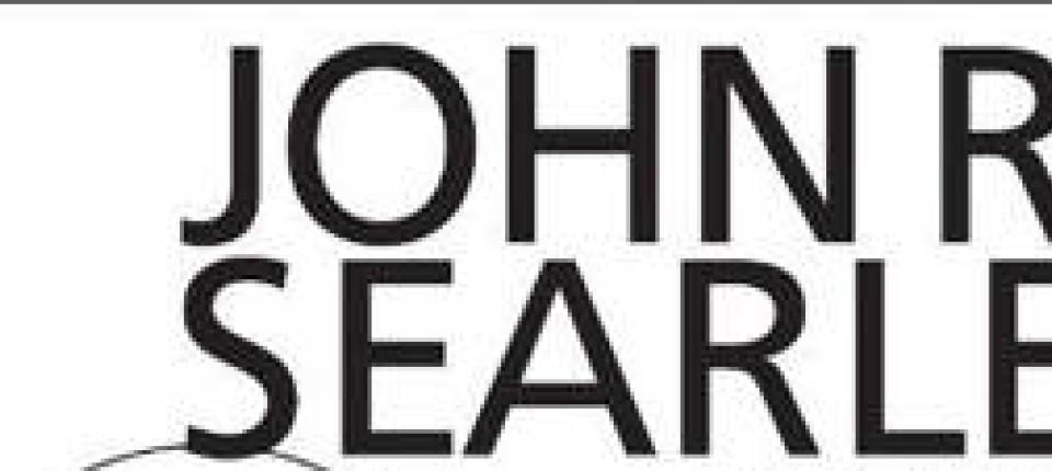 c1313aaa08a20c John R. Searle  Wie wir die soziale Welt machen  Sagen Sie das ruhig ...