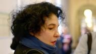 Darf jetzt doch als Stiftungsvorstand der Suhrkamp-Mehrheitseignerin über den Insolvenzplan abstimmen, den sie als Verlegerin verfolgt: Ulla Unseld-Berkéwicz